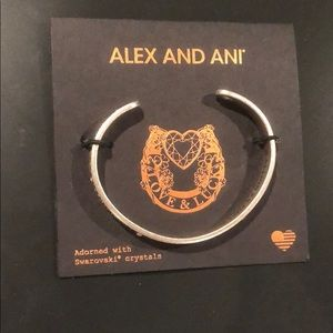 Love and Luck Alex and Ani Cuff